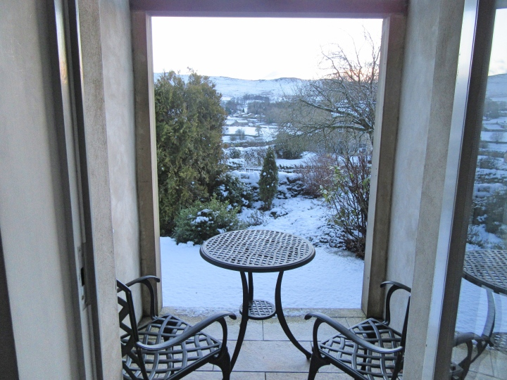 Terrace Sycamore Suite at The Angel Inn, Hetton, North Yorkshire, England
