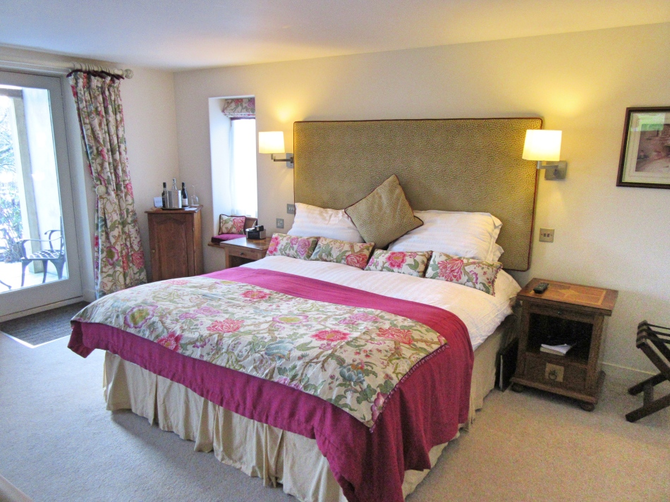 Sycamore Suite at The Angel Inn, Hetton, North Yorkshire, England
