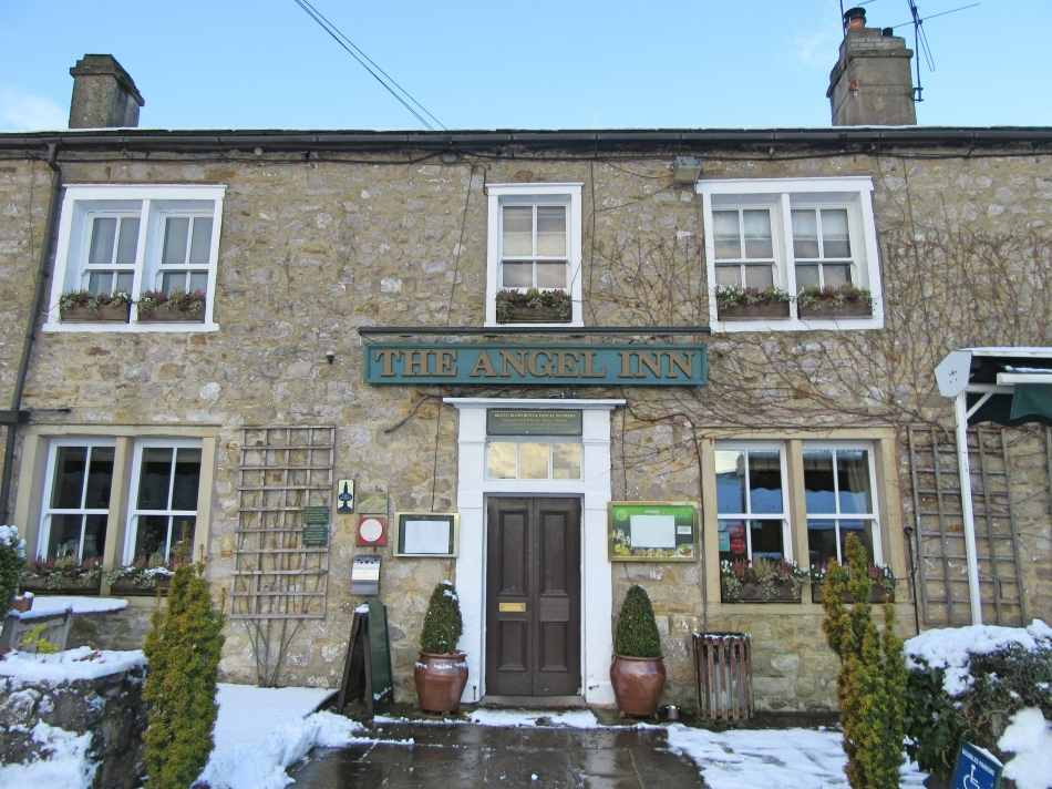 The Angel Inn, Hetton, North Yorkshire, England