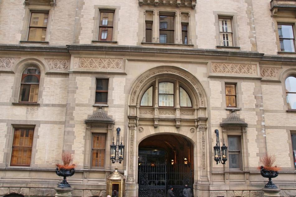 Dakota, where John Lennon was killed New York, America