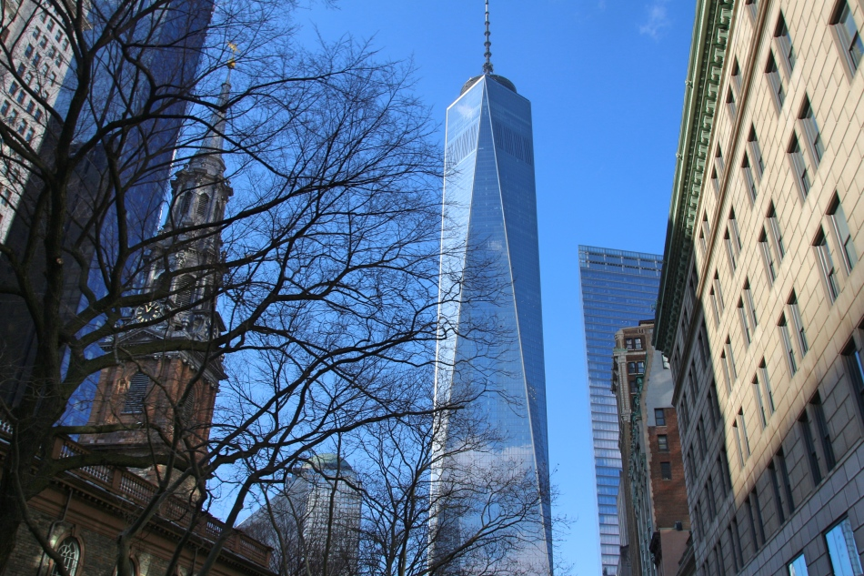 The Freedom Tower, New York, America
