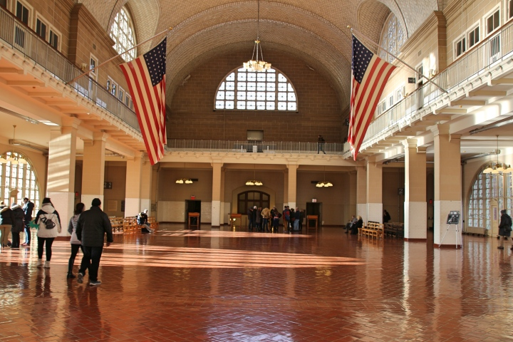 Ellis Island, New York, America