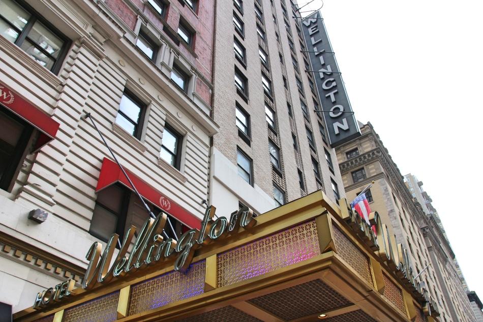 The Wellington Hotel, New York