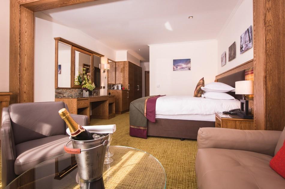 Galgorm Resort and Spa, Nr Belfast, Northern Ireland