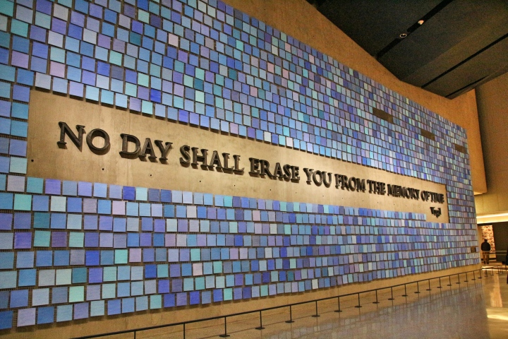 9/11 Memorial and Museum, New York, America