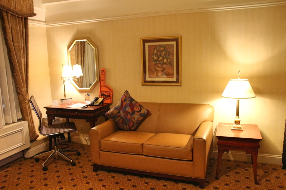 Rooms at The Wellington, New York, America