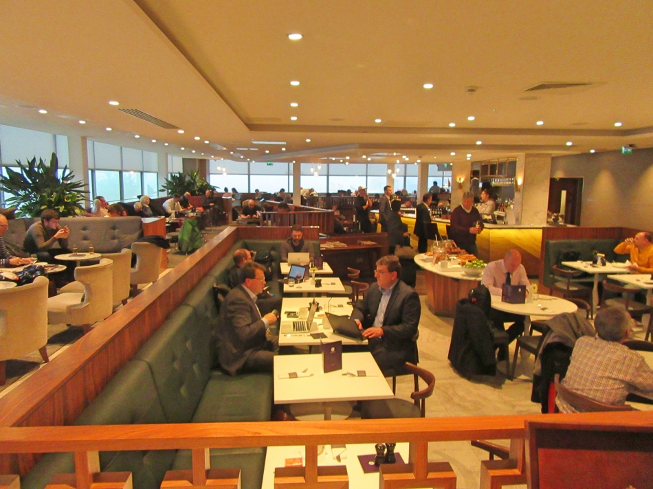 No1 Airport Lounges at Gatwick South Terminal