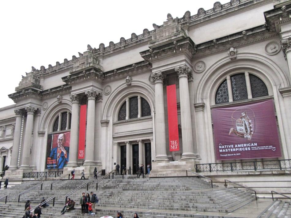 The Met, New York, America