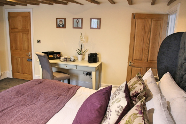 Suite at The Vicarage, Cranage, Cheshire, England
