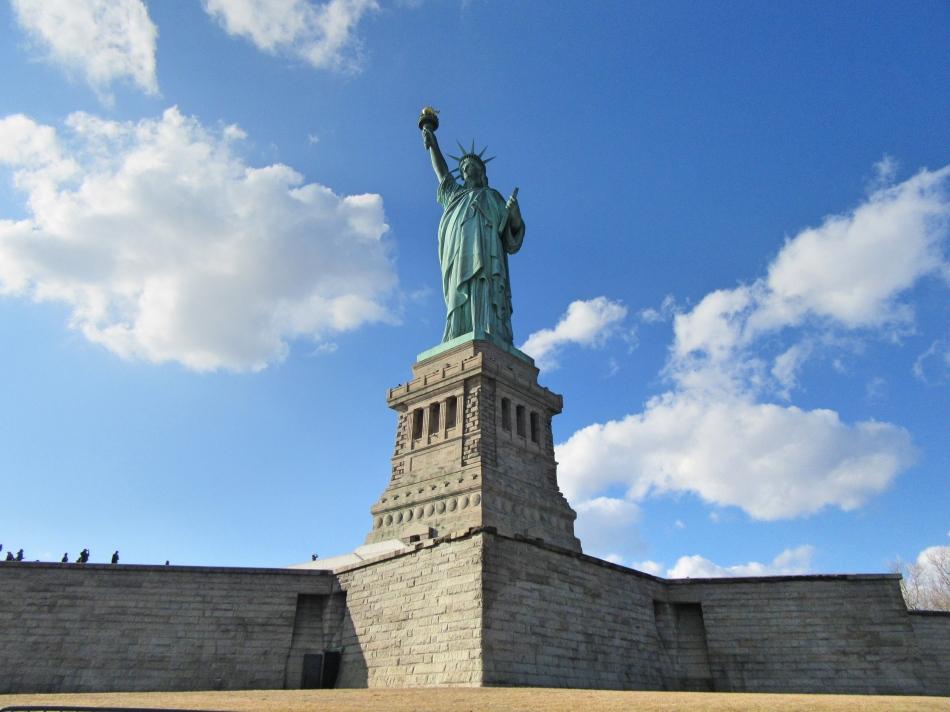 Statue of Liberty, New York, America