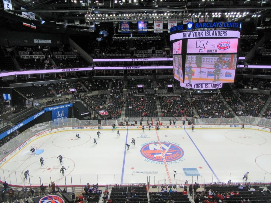 Ice Hockey, New York, America