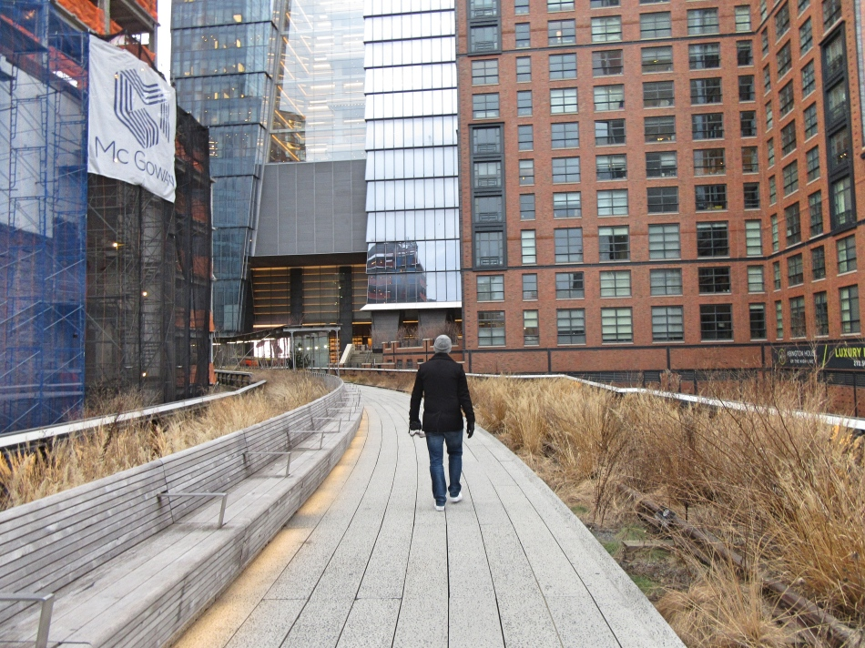 The High Line, New York, America