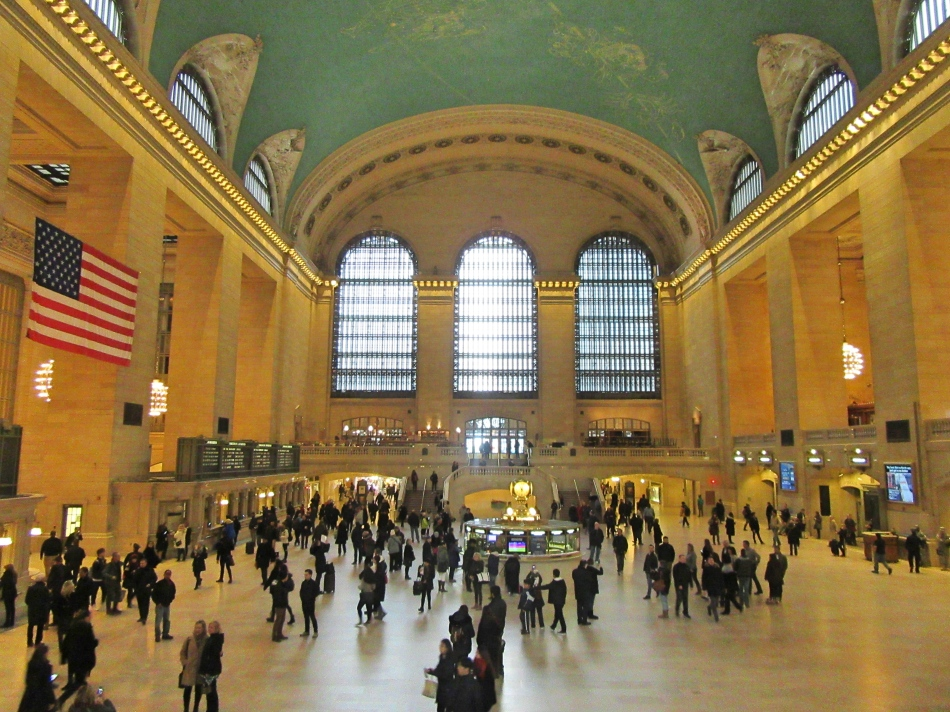 Grand Central Terminal, New York, America