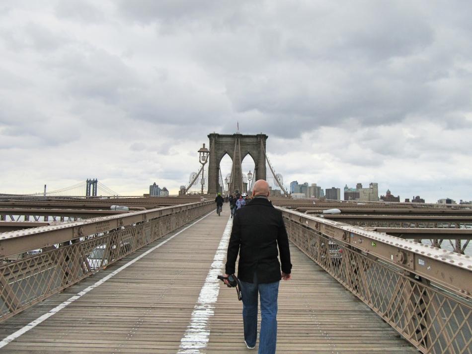 Brooklyn Bridge, New York, America