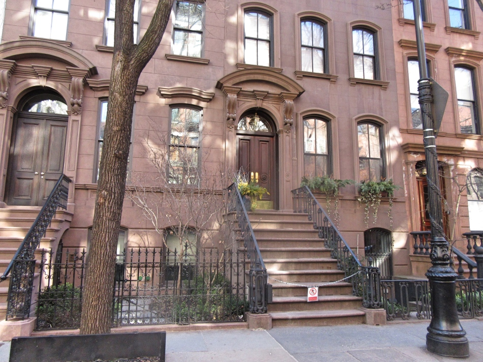 Carrie's Stoop, New York, America