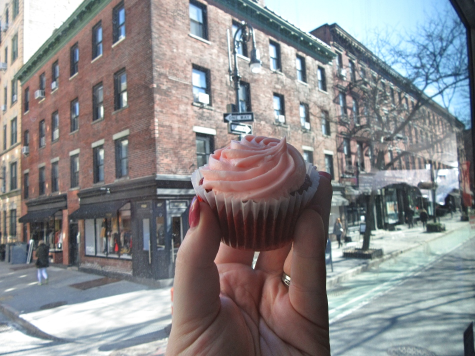 Cupcakes on Sex And The City Tour, New York, America