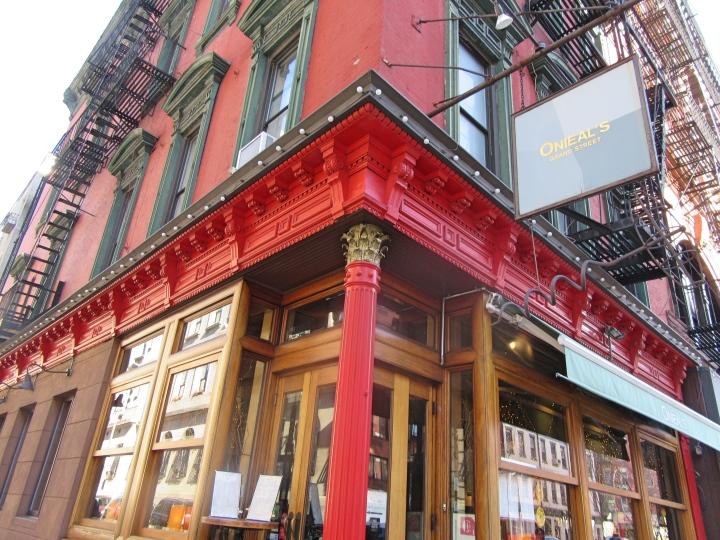 Aidan's Bar, Sex And The City Tour, New York, America