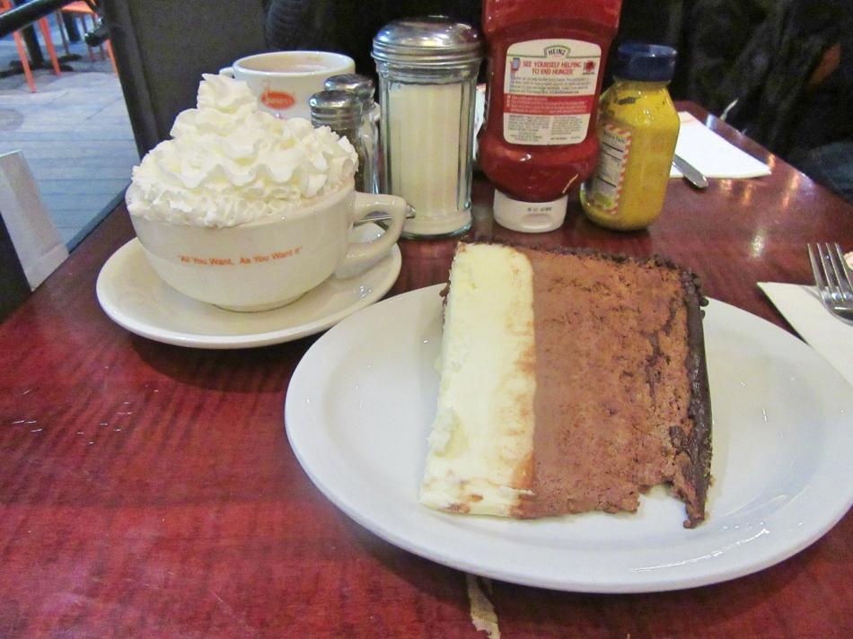 Junior's Cheesecake, New York, America