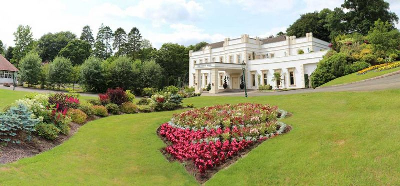 Galgorm Resort and Spa, Nr Belfast, Northern Ireland