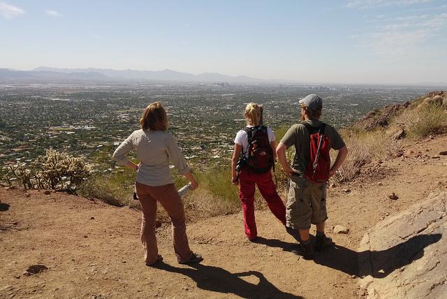 Camelback Mountain in Phoenix, Arizona