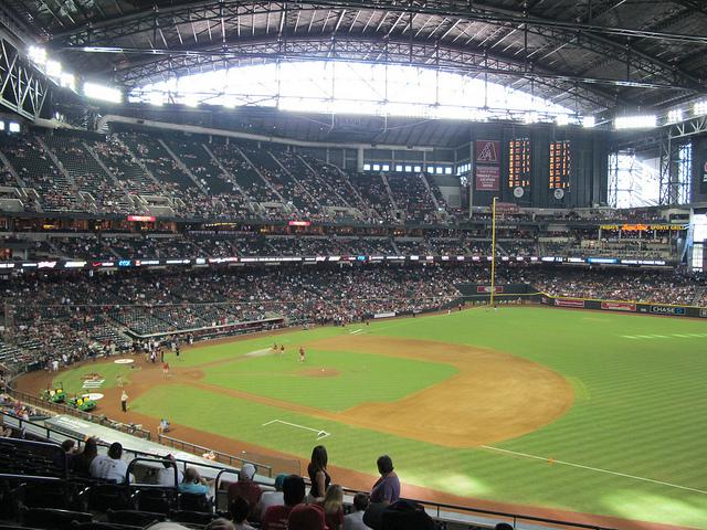 Chase Field, Phoenix in Arizona
