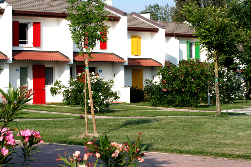 Bungalow at Pra' delle Torri Holiday Centre, Italy