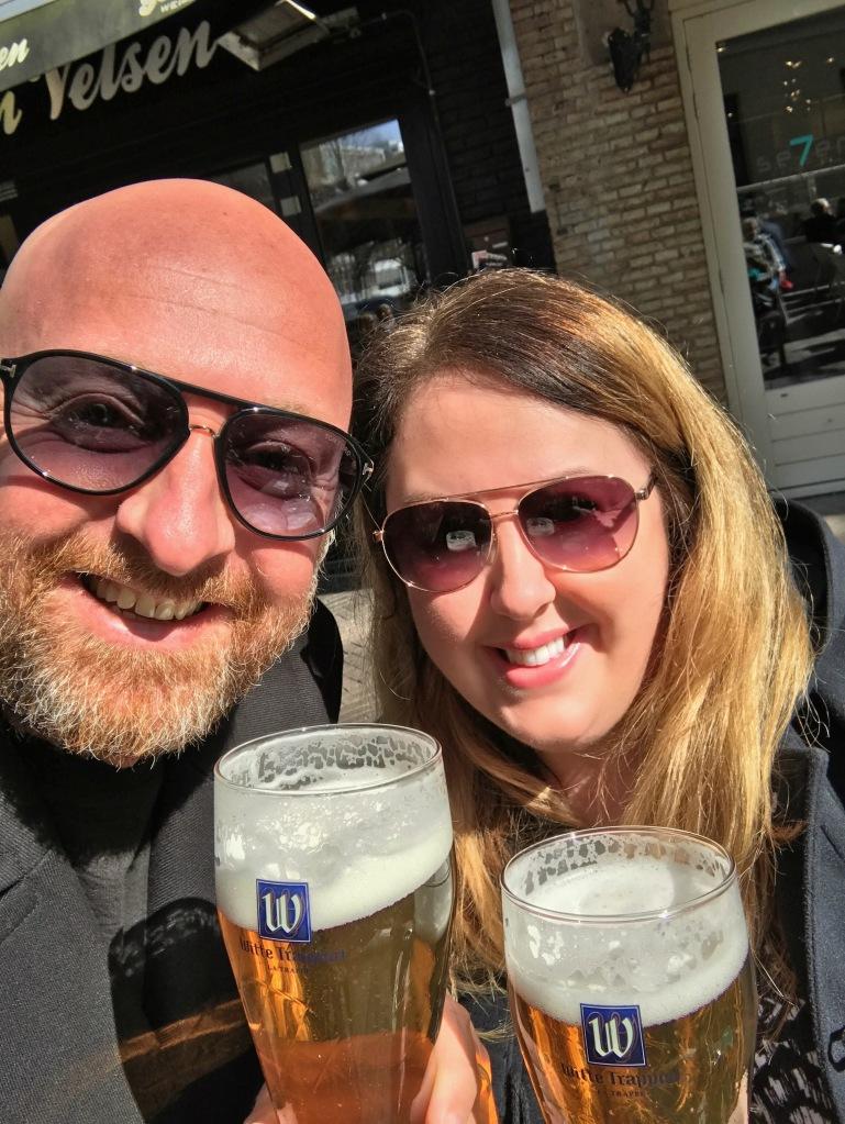 Beers in Utrecht, The Netherlands