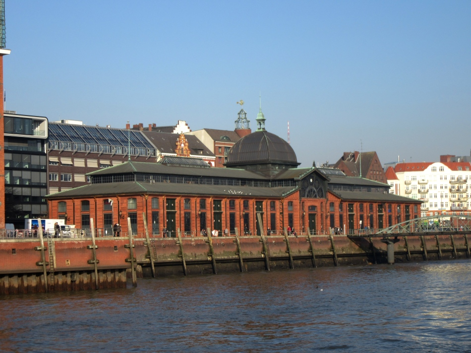 Fish Market, Hamburg, Germany