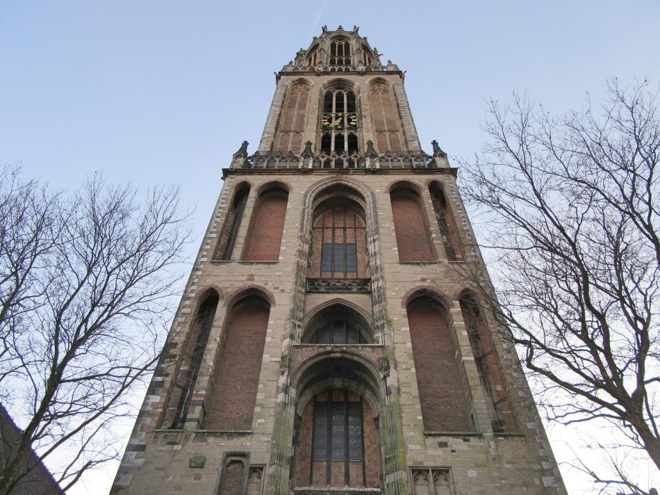 Dom Tower in Utrecht, The Netherlands