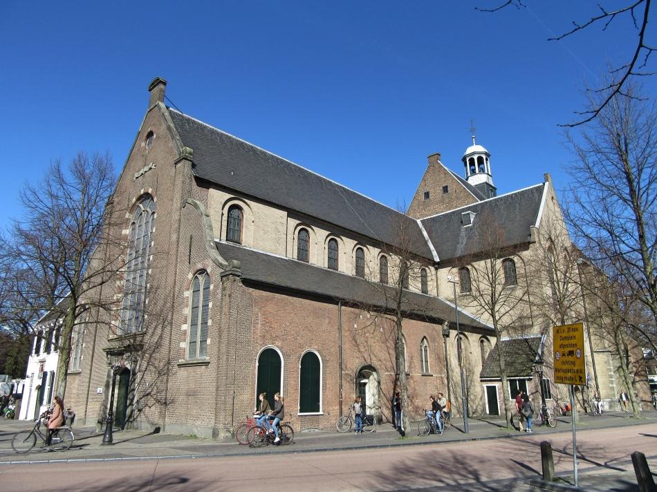 Walking Tour site in Utrecht, The Netherlands