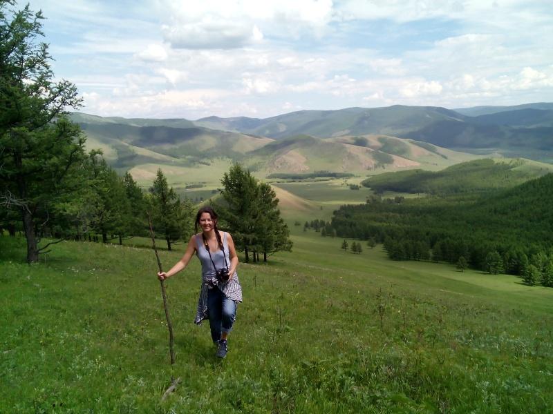 Tanya from Tanya Travel Tales