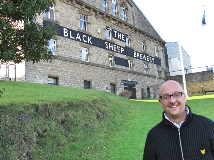 Black Sheep Brewery, The Yorkshire Dales, England