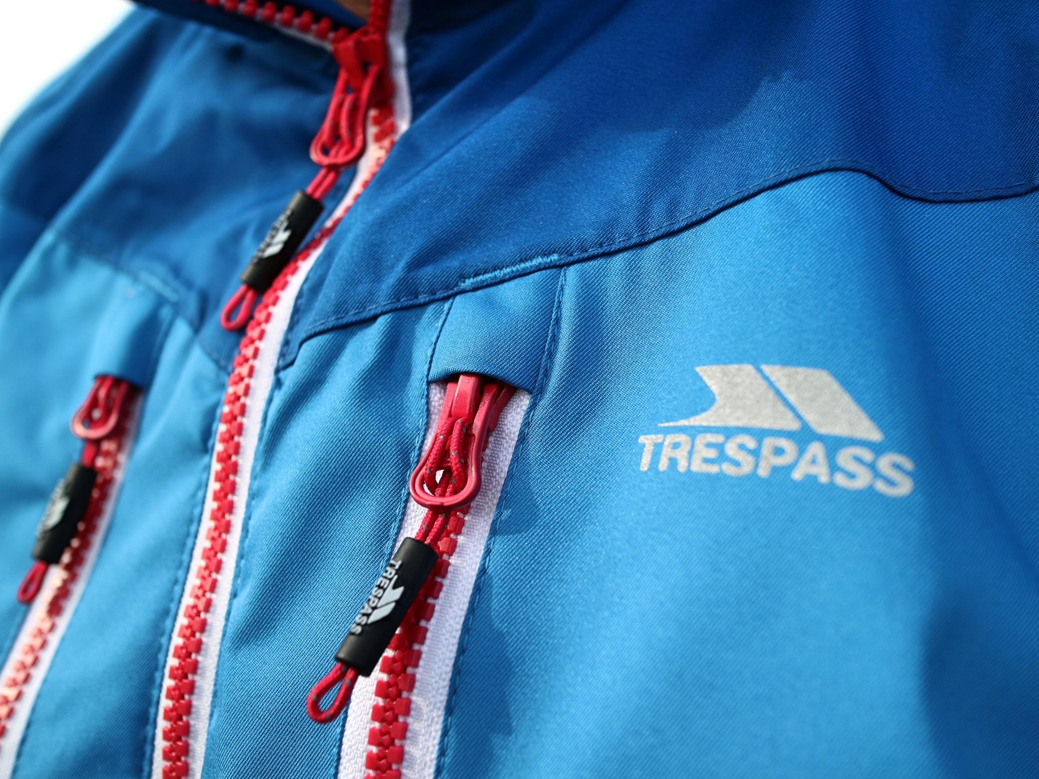 Zips on Boone, Trespass, Hiking