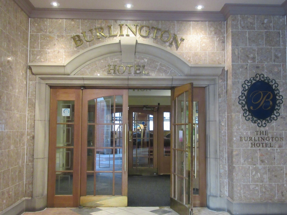 Macdonald Burlington Hotel, Birmingham