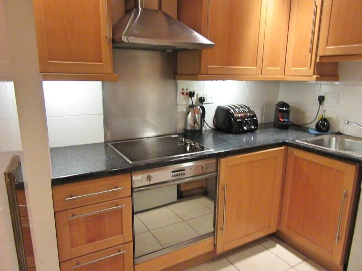 Kitchen at 9 Hertford Street, London