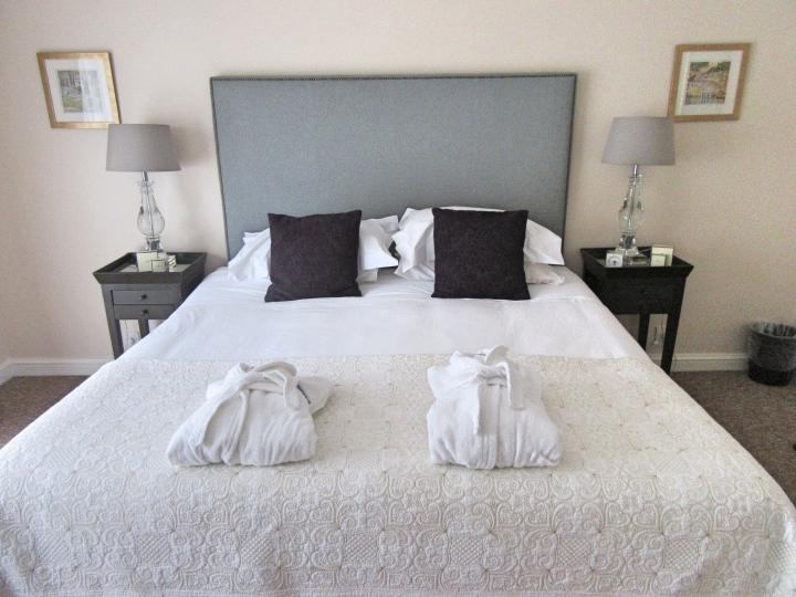Bedroom at 9 Hertford Street, London
