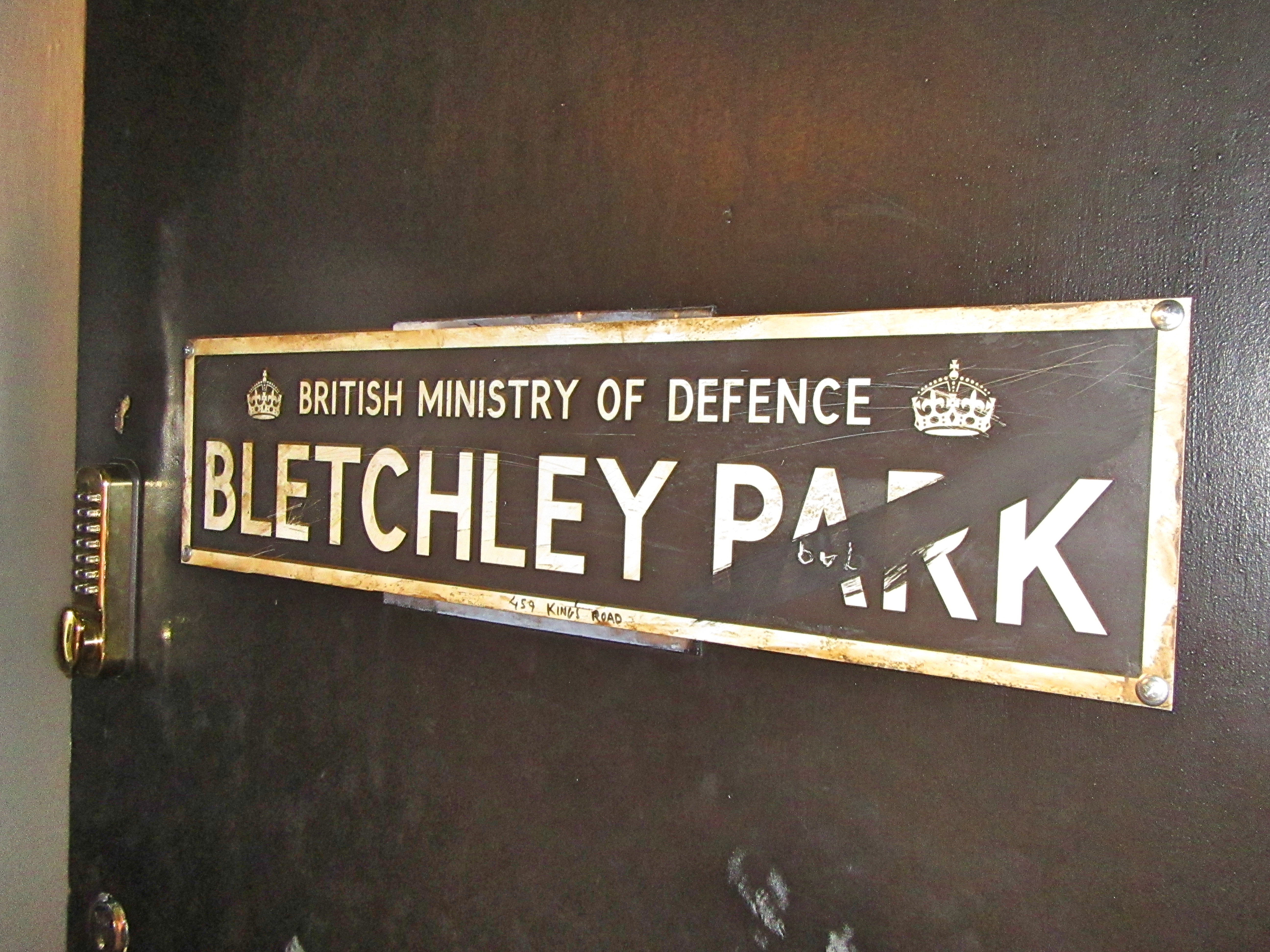 The Bletchley, London