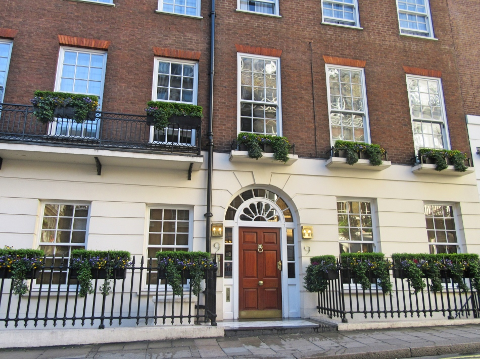 9 Hertford Street, London - Apartment