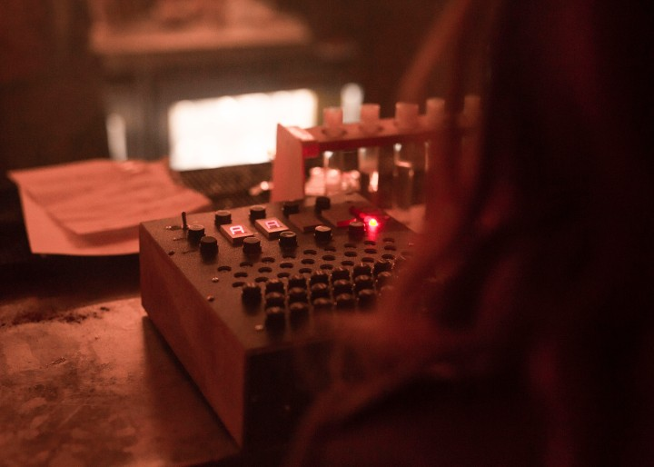 The Bletchley Pop Up, London