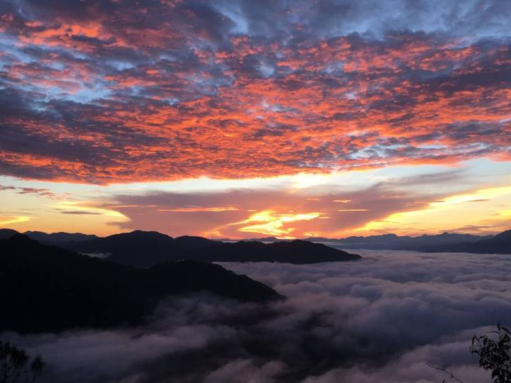 Kiltepan Peak, Sagada