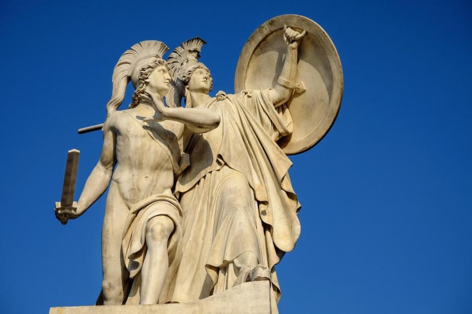 Sculpture Greece