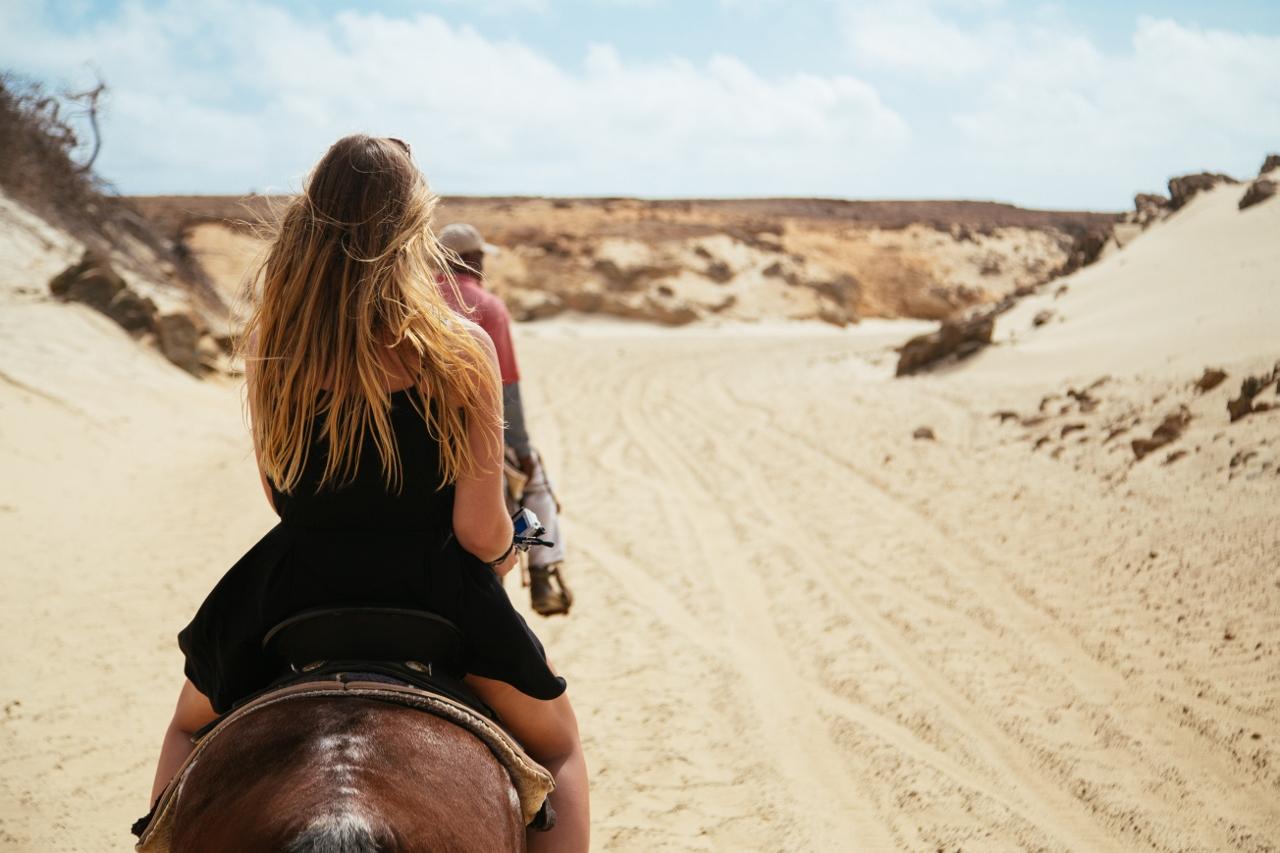 Aruba Horse Riding