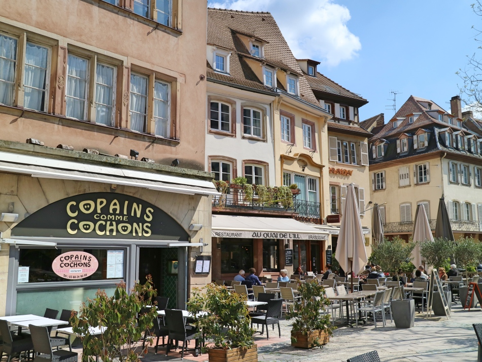 Restaurants in Strasbourg, France