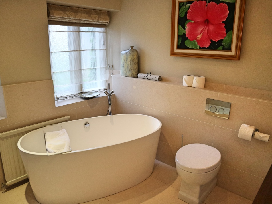 Bathroom at Lords of The Manor, The Cotswolds