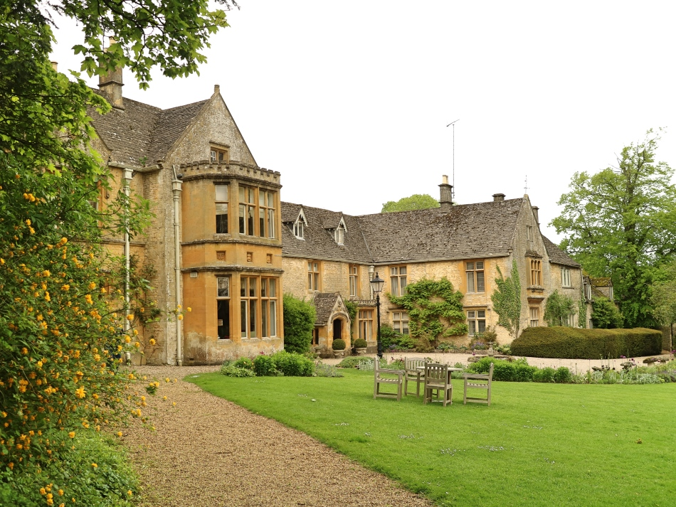 Lords of The Manor Exterior, The Cotswolds
