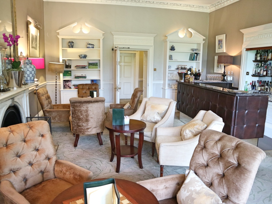 Bar Area at Lords of The Manor, The Cotswolds