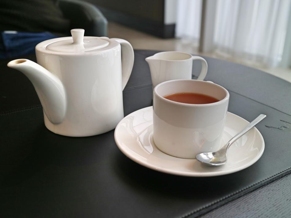 Tea at Twr y Felin, St Davids