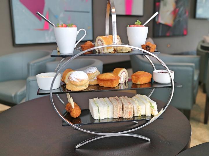 Afternoon Tea at Twr y Felin, St Davids
