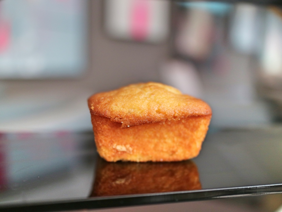Lemon Cake at Twr y Felin Hotel