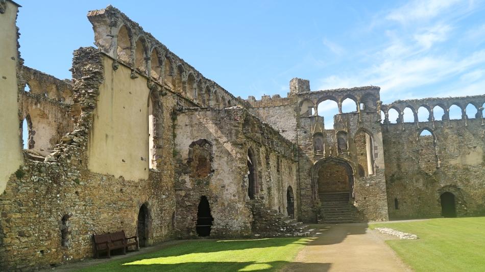 St. Davids Bishop Palace, Wales
